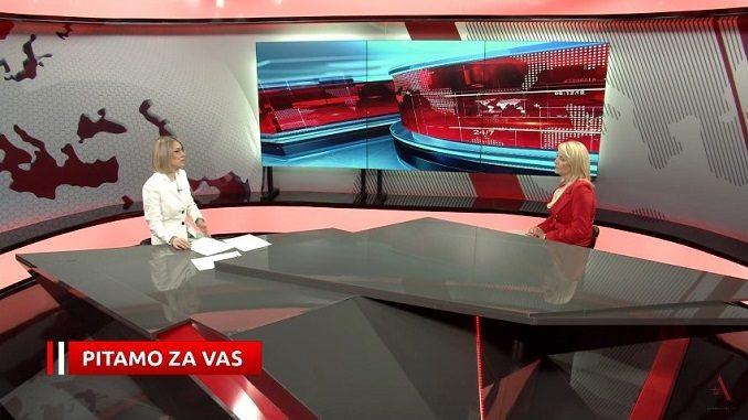 Драгана Врабичић за АТВ: Апелујемо на послодавце да прерасподјеле радно вријеме