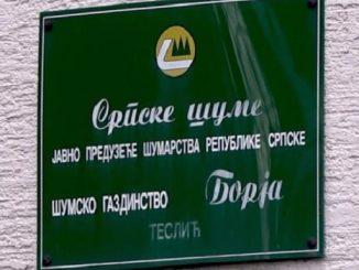"""Радници ШГ """"Борја"""" Теслић одржали штрајк упозорења"""