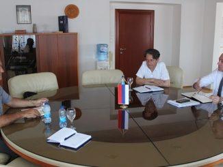 Владо Павловић одржао радни састанак са ресорним министром
