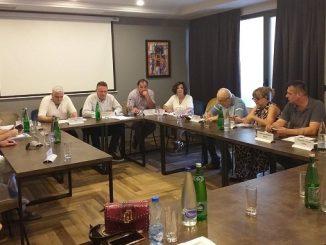 """Састанак Регионалног савјета синдиката """"Солидарност"""""""