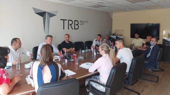 Прва радна посјета новог предсједника Синдиката металске индустрије и рударства Републике Српске