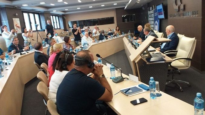 U Beogradu potpisan Sporazum o saradnji između glavnih gradova Balkanskih zemalja - Potpisnik Sporazuma i Savez sindikata Republike Srpske