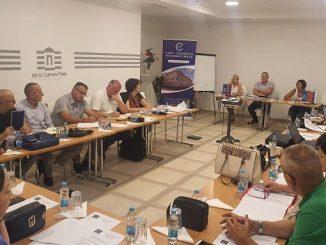 U Trebinju radno - konsultativni sastanak izvršnih sekretara, povjerenika i pravnika Saveza sindikata Republike Srpske Cilj isti - bolja zakonska rješenja, veće plate i bolji uslovi rada