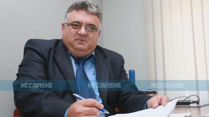 Фото: Дражен Поздеровић   Гњатић: Просвјетари траже и заслужују веће плате