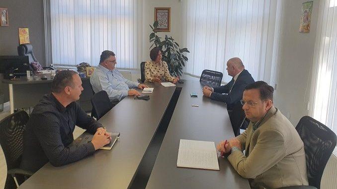 Представници Савеза синдиката РС одржали радни састанак са министром рада